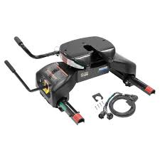 Pre-Assembled 18K Elite 5th Wheel Hitch With Slider - Cequent 30144 ...