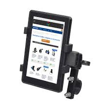 Jazzy Power Chairs Accessories by Universal Grip Tablet Holder For Mobility Scooters Power Chairs