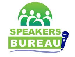 the speaker bureau legislative and community services speakers bureau