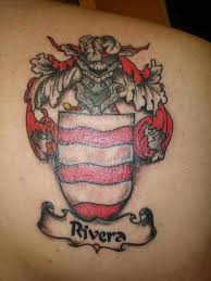 Other Photos To Great Colorful Italian Symbol Tattoo