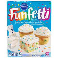 FunfettiR Premium Cake Mix
