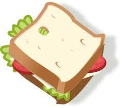 Sandwich Clipart Plate Frames Illustrations HD Images Vegetarian Clip Art At Clker