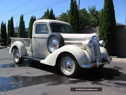100 1937 Plymouth Truck Pickup Classic Vintage
