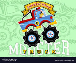 Monster Truck Cartoon Royalty Free Vector Image Monster Truck Stock Vector Illustration Of Illustration 32331392 Cartoon Truck Oneclick Repaint Stock Vector Art More 4x4 Isolated On White Background Photo Extreme Sports Royalty Free Image Off Road Car Looking Like Monster Cartoons Videos Search Result 168 Cliparts For Stunt Cartoon Big Trucks Off Road Images Clipart The Best Of Monster Trucks Cartoon Compilation Town 55253414
