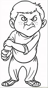 Coloring Pages Emotions