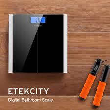 Eatsmart Precision Digital Bathroom Scale Esbs 01 by 396 Lbs Bathroom Scale Body Personal Weight Glass Scale W