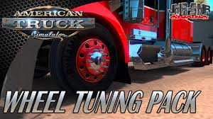 ATS | American Truck Simulator Wheel Tuning Pack | ATS WHEEL ... How To Install 225 Wheel Covers Truckbuslorrytir Trims Hub Wheel For All Truck Mod American Truck Simulator Ats Peterbilt 579 13 Speed G27 Chevy Simulators Steering Creations Pack Dlc Youtube Hempam Kenworth Ultimate Customization Euro 2 Mods 16 6 Lug Stainless Covers Rim Liners Imported Trucks Mod