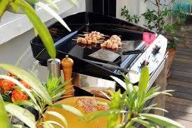 barbecue a la plancha bring gourmet cooking outdoors with la plancha design milk