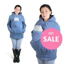 BASIC Babywearing Jacket Baby Carrier Hoodie Kangaroo Etsy