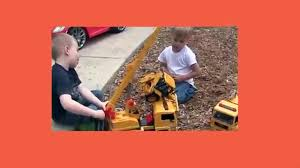 Toy Truck Videos For Children - Toy Bruder Backhoe Excavator ... Cstruction Trucks Toys For Children Tractor Dump Excavators Truck Videos Rc Trailer Truckmounted Concrete Pump K53h Cifa Spa Garbage L Crane Flatbed Bulldozer Launches Ferry Excavator Working Tunes 1 Full Video 36 Mins Of Truck Videos For Kids Vehicles Equipment The Kids Picture This Little Adorable Road Worker Rides His Tonka Toy Tow And Toddlers 5018 Bulldozers Vs Scrapers