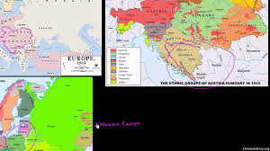 Where Did The Lusitania Sunk Map by The First World War Practice Khan Academy