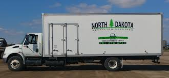 100 Shred Truck MOBILE SHREDDING ND Recycling Services