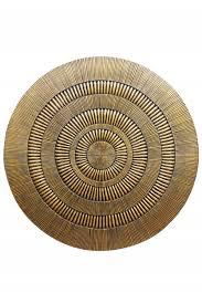 holz wandpaneel bader 120cm gross antik gold
