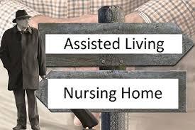 Living vs Nursing Home Detailed parison