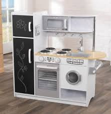jouer a la cuisine kidkraft pepperpot play kitchen wooden kitchen ebay