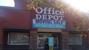 fice Depot closing Woodland store this month Sacramento