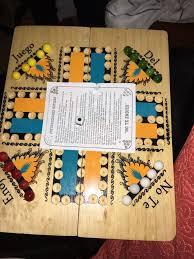 Rare Mexican Board Game No Te Enojes