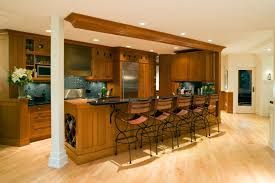 Kitchens With Dark Cabinets And Light Countertops by 52 Enticing Kitchens With Light And Honey Wood Floors Pictures