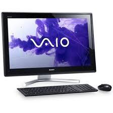 ordinateurs de bureau tout en un ordinateur de bureau tout en 1 tactile 24 sony vaio vpc l22k1e b