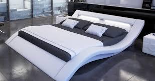 canape d angle convertible avec vrai matelas indogate chambre moderne lit rond