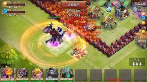 Pumpkin Duke Castle Clash Hack by Castle Clash New Hero Sneak Peak Doom Axe Youtube