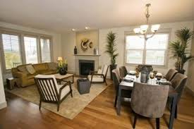 Living And Dining Room Combo Inspiring Fine Tricks To Decorate Your Inside Plans 12