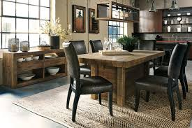 The Sommerford Brown 8 Pc Reclining Dining Room Table 6