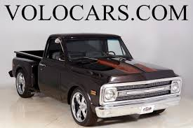 1970 Chevrolet C10 | Volo Auto Museum 1970 Chevrolet C10 Fleetside Shortbed Pickup For Sale Classiccars Chevy Orange White Youtube Steve Danielle Locklin 2016 Goodguys Truck Of The Year Finalist 41 Lovely Grill Rochestertaxius Cool Awesome Custom Shortbed History Ck 1970chevyatruckvergreeleyco Suburban Toppers Big Shorty Hot Rod Network Hank Williams Jr Chevy Pick Up Truck Bob D Lmc Life Cst 4x4 Stunning Restoration Walk Around Start Survivor
