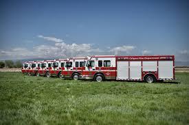 100 Heavy Rescue Trucks Calgary Fire Department 10271031 SVI