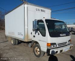 100 Npr Truck 2003 Isuzu NPR HD Box Truck Item DA7270 SOLD March 1 Ve