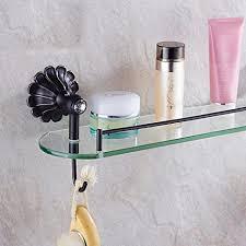 lina étagère stauraum regal badezimmer wandspiegel glas