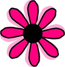 Maroon Flower Cliparts 2488179