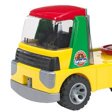 Bruder Toys Roadmax Dump Truck With Tilting Trough For Kids 2+ ... Bruder Mack Granite Halfpipe Dump Truck Abs Synthetics Toy Vehicle Bruder 02765 Cstruction Man Tga Tip Up Truck Toys Mack 116 Play Snow Plow Dump With Front Buy Online At The Nile Tgs Young Minds 03550 Scania Rseries Newfactory Sealed Mb Arocs Half Pipe Jadrem 3761 Garbage Toy Trucks For Kids Loader And Mercedesbenz Bruder Toys 5999 Pclick
