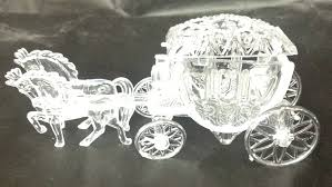 Gold Pumpkin Carriage Centerpiece by Amazon Com 12 Cinderella Coach Wedding Carriage Favor Plastic
