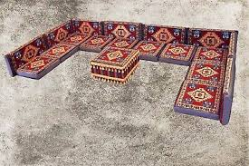 orientalische sitzecke sark kösesi shisha ecke orientalische möbel