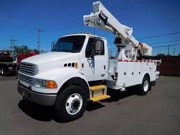 100 Altec Boom Truck 2008 Sterling Acterra Bucket With TA45ML50
