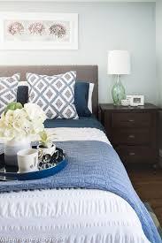 Blue Bedroom Ideas A Quick Winter Refresh
