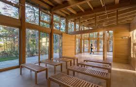 100 Mary Ann Thompson Walden Pond Visitor Center Ann Architects