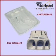 bac détergent 481075258622 pour machine a laver lavage pieces