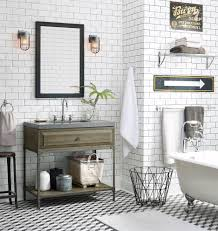 5' Clawfoot Tub With White Exterior   Rejuvenation Bathroom Shelving Units Shower Rack Walmart Pottery With Barn Canfield Hdware Rejuvenation Tile Tips For A Better Train Chrome Luggage Towel Railway Shelf With Bar Au Pottery Barn Train Rack Ideas Pinterest 2perfection Decor Ensuite Reno Reveal Taymor 02d1047corb Paris Hotel Or Style Extraordinary Otographs Mirror New Vintage Ashland Fixture Ebay Wall Mounted Wine Glass Your Bath Hotelstyle
