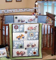 zoom zoom baby crib bedding by kimberly grant crown crafts