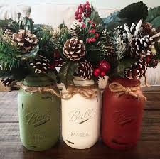 Rustic Mason Jars That Add Style During Every Holiday Year With