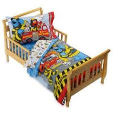 Elmo Toddler Bed Set by Sesame Street Abc 4 Piece Bed Set Toddler Sesame Streets Bed