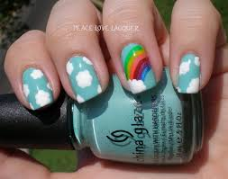 100 Nail Art 2011 S Ideas Rainbow Hollow Designs Design Hong Kong Summer