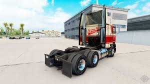 100 Sherman Bros Trucking Freightliner FLB American Truck Simulator