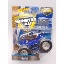 Best Seller] Hotwheels Monster Jam 1/64 Sonuva Digger Chrome | Elevenia