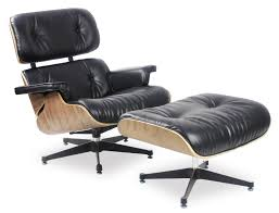 Eames Replica Lounge Chair (Black Leather) Eames Lounge Chair Ottoman Replica Aptdeco Black Leather 4 Star And 300 Herman Miller Is It Any Good Fniture Modern And Comfort Style Pu Walnut Wood 670 Vitra Replica Diiiz Details About Palisander Reproduction Set