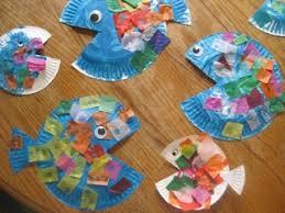 Summer Kindergarten Crafts