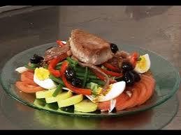 recette cuisine nicoise recette de salade niçoise revisitée