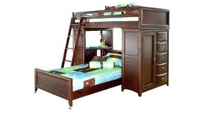 Low Loft Bed With Desk Plans by Loft Bed With Dresser Underneath Plans Loft Bed Plans Free Free